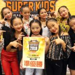 8/25 ALL JAPAN SUPER KIDS DANCE CONTEST 東関東予選にて